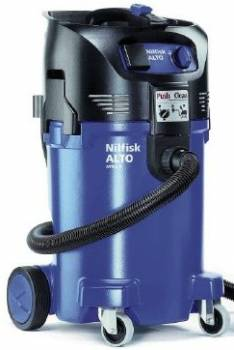 Nilfisk Alto Attix 50 21 Xc Industrial Wet And Dry Vacuum